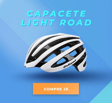 Capacete Light Road