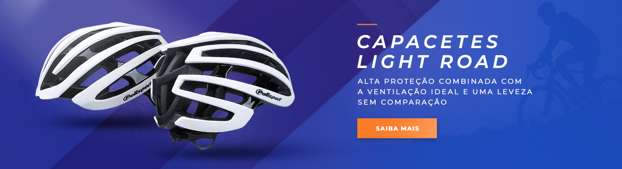 Capacete Light Road